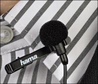 Dasspeld microfoon