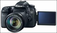 Spiegelreflexcamera met prima videomogelijkheden.