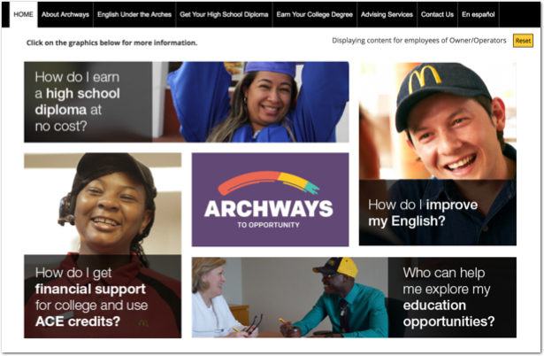 Archways to Opportunity initiatief